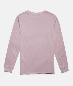 Rhythm Everyday Wash L/S T-Shirt (Vintage Musk)