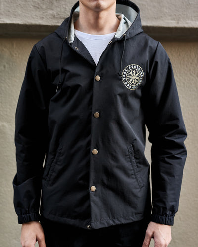 Aegir Original Rain Jacket Black