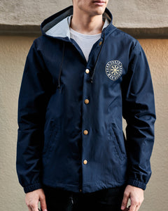 Aegir Original Rain Jacket Navy Blue