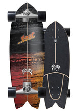 "Carver x Lost 29"" Psycho Killer Surfskate Complete"