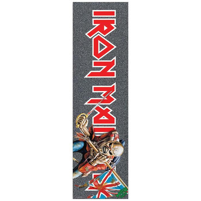 MOB Iron Maiden Trooper Graphic Grip Tape
