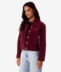 Rhythm Edinburgh Jacket Merlot