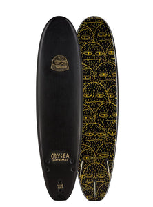 "8'0"" Odysea Evan Rossell Pro Model Log Thruster"