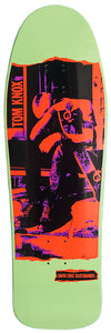 "Santa Cruz Knox Punk 9.98"" Old School Deck"