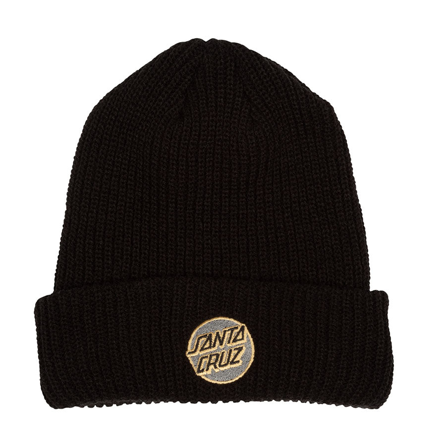 Santa Cruz Missing Dot Long Shoreman Beanie
