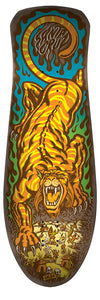 "Santa Cruz Salba Tiger 10.3"" Old School Deck"