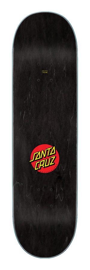 "Santa Cruz Screaming Hand 8"" Deck"