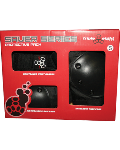 T8 Saver Series Skateboard Pads