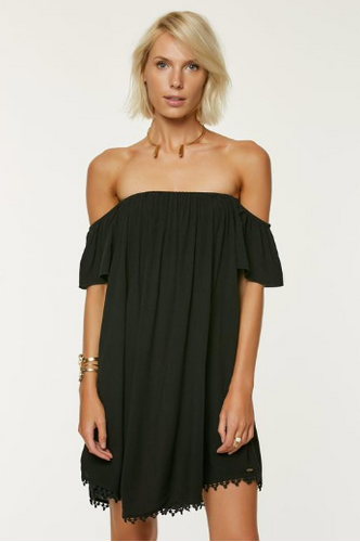 O'Neill Kinsey Dress Black