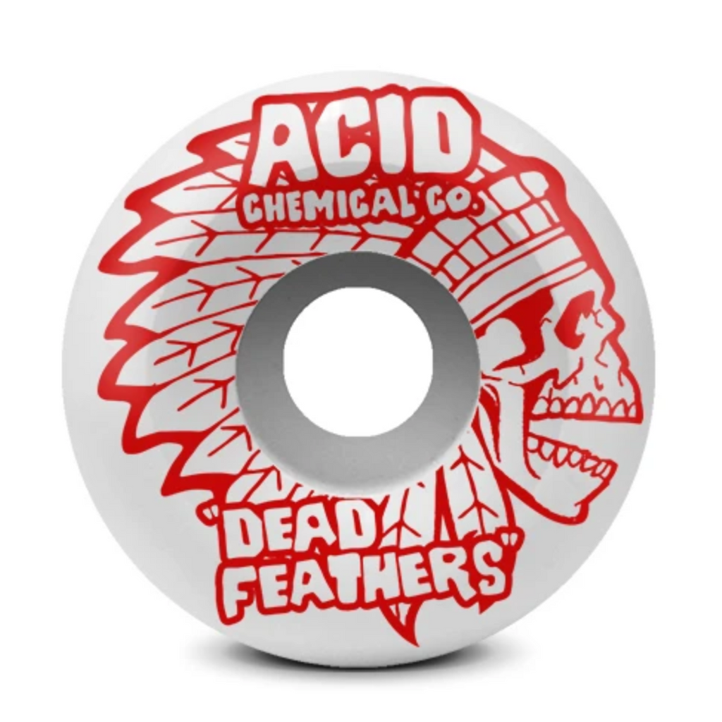 Acid Chemical Co. Type A Deadfeather 101a Wheels