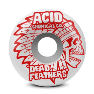Acid Chemical Co. Type A Deadfeather 99a Wheels
