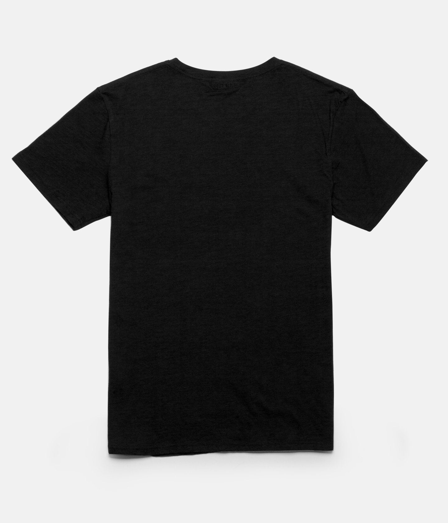 Rhythm Basic Slub Black Shirt (Size S)