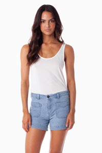 Rhythm Tulum Top White