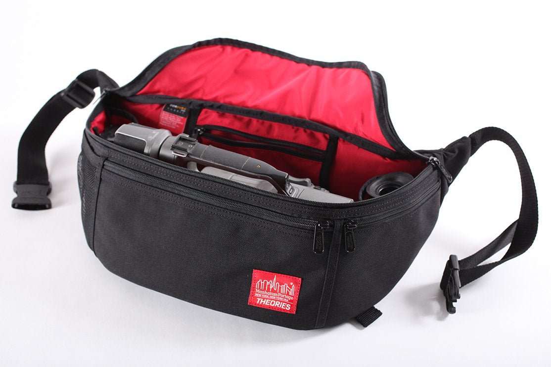 Theories x Manhattan Portage VX Day Camera Bag