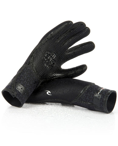 Rip Curl Flashbomb 5/3mm 5 finger gloves