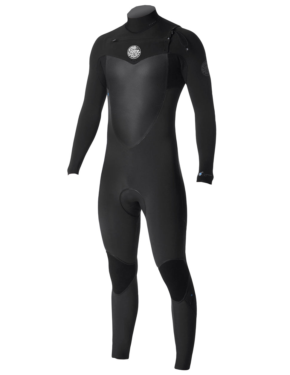 Rip Curl Flashbomb 4/3 Chest Zip Wetsuit