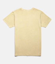 Rhythm Everyday Wash T-Shirt (Sunbleached Yellow)