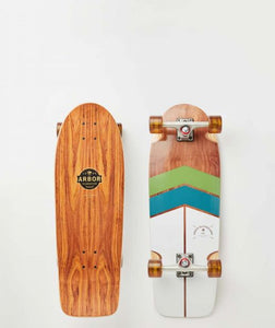 "Arbor Oso Foundation 10"" x 30"" Cruiser Complete"