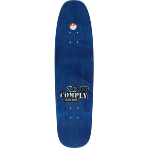 "Street Plant No Comply 8.5"" Deck"