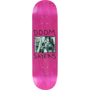 "Doom Sayers 1266 De Haro 8.4"" Deck"