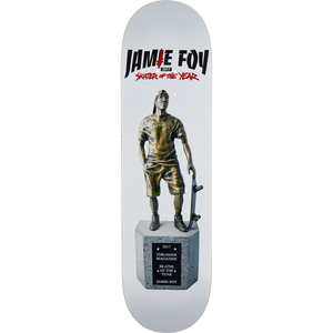 "Deathwish Jamie Foy Skater of the Year 8.5"" Deck"