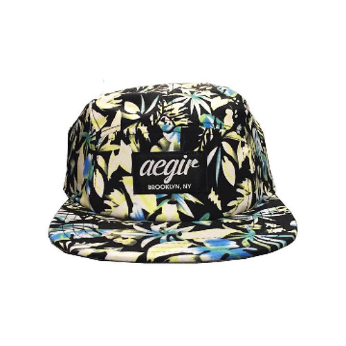 Aegir 5 Panel Map Cap Floral