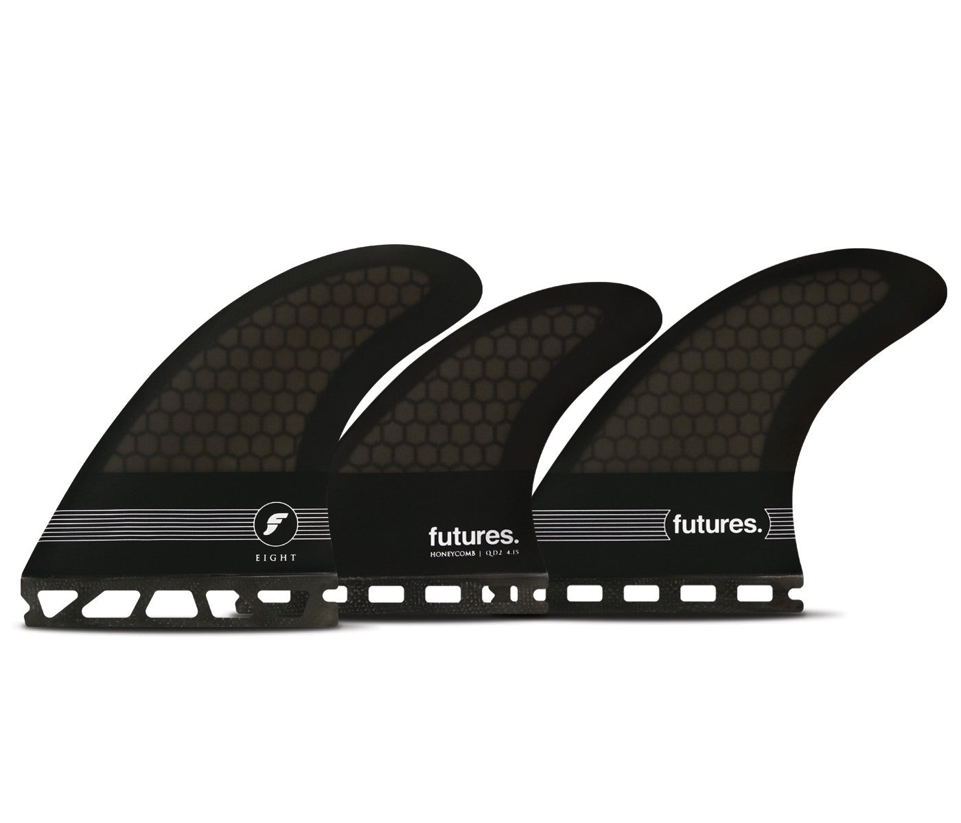 Futures F8 Legacy Honeycomb 5-Fin Set