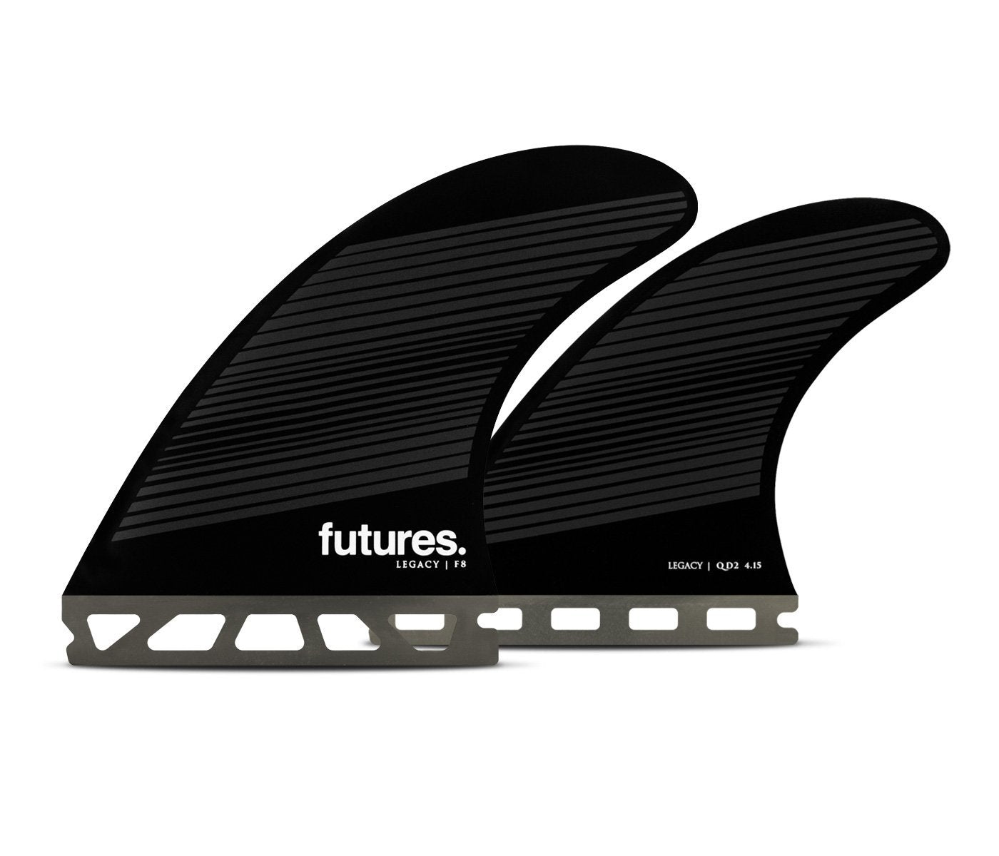 Futures F8 Legacy Honeycomb Quad
