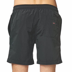 "Globe Dana 16.5"" Black Poolshort"