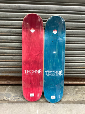 "Techne David Reyes ""The Ties That Bind"" Pro Model 7.75"" Deck"