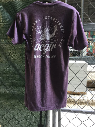 Aegir Sea God Graphic Tee
