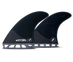 Futures Pyzel 5-Fin Set (M)