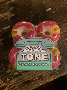 Dial Tone Wheel Co. Atlantic Round Cut Wheels