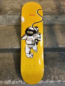 "Dunno Skateboards 8.12"" Deck + FREE GRIP"
