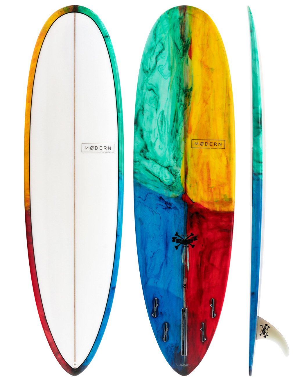 7'6 Modern Love Child PU (Kaleidoscope)