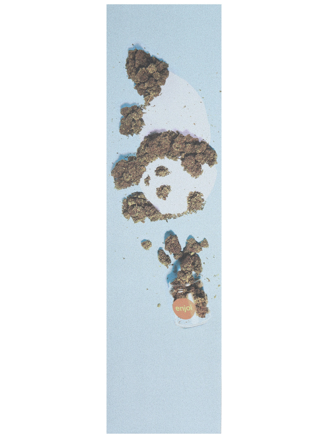 Enjoi Weed Panda Graphic Griptape