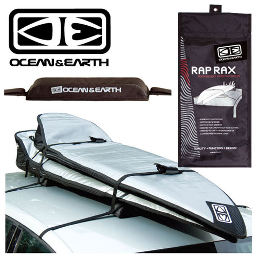 Ocean & Earth Single Rap Rax - Surfboard Car Rack