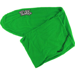 8'6 Sticky Bumps Fleece Board Sock Green