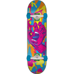 "Santa Cruz Screaming Hand Neo Camo LRG 7.75"" Complete (Blemish Item)"