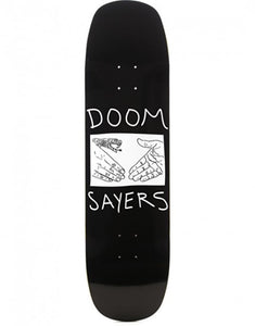 "Doom Sayers Snake Shake 8.58"" Shaped Deck"
