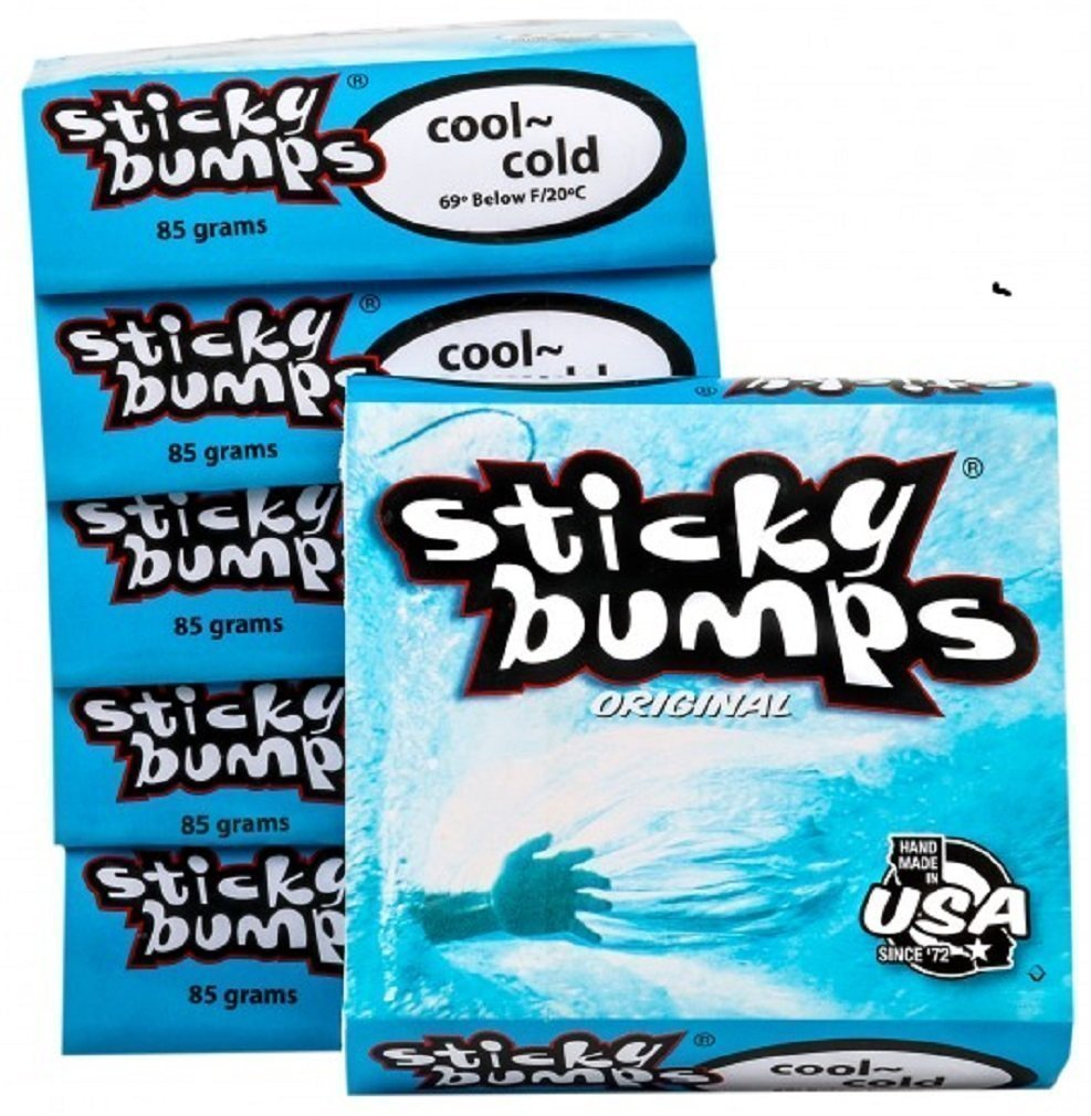 Sticky Bumps Cool-Cold - Surf Wax