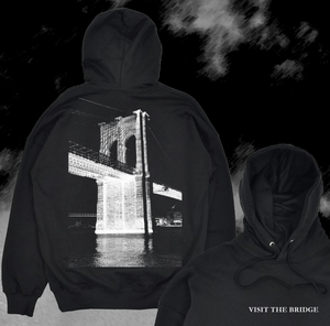 "Bridge ""Visit The Bridge"" Hoodie"