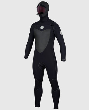 Rip Curl Flashbomb 5/4 Hooded Wetsuit