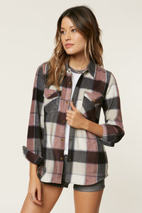 O'Neill Zuma Superfleece Flannel (Black)
