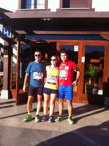 behobia san sebastián, running, the running closet