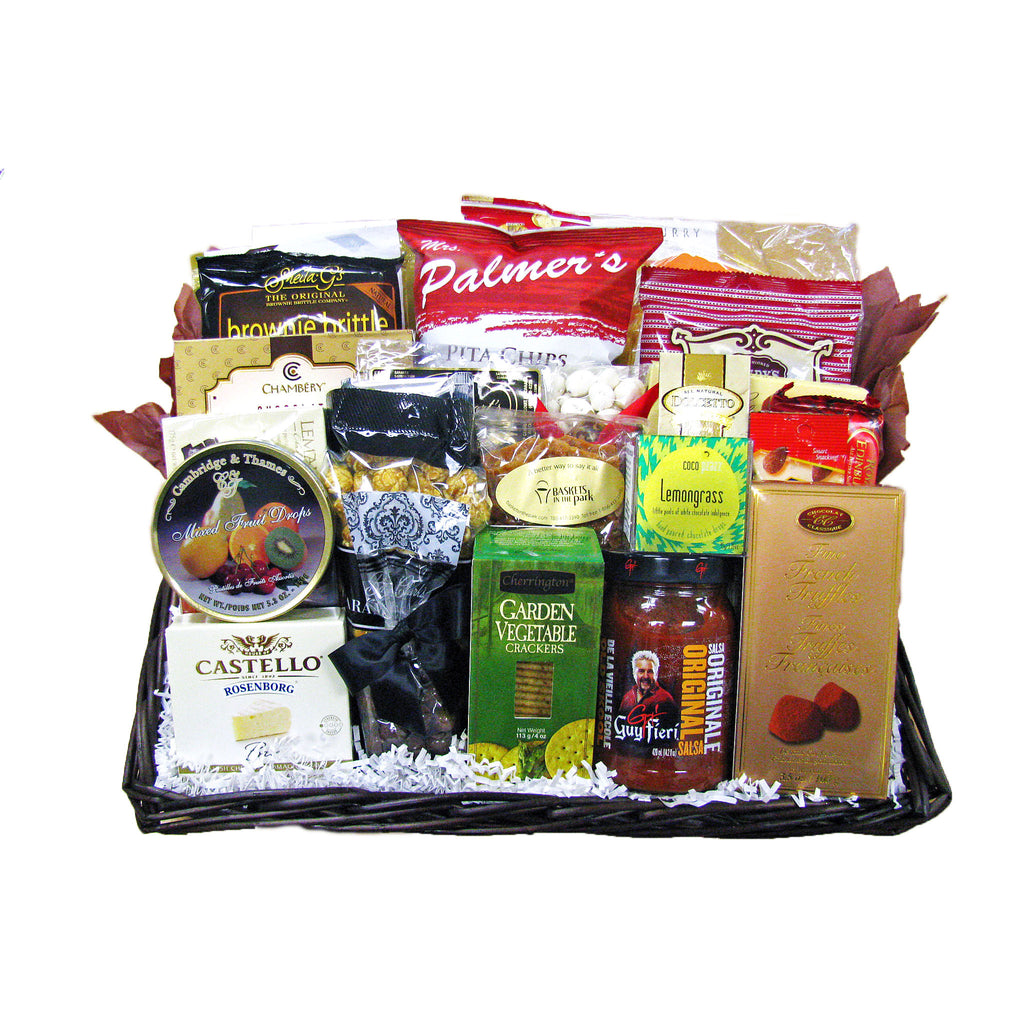 A Big Occasion Gift Basket