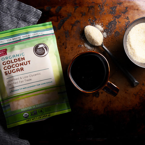 Big Tree Farms Golden Coconut Sugar
