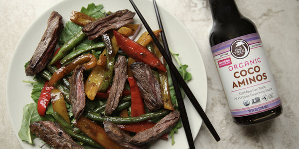 Simple & Sweet Steak Stir Fry