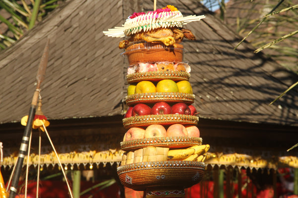 Food Balinese Offerings