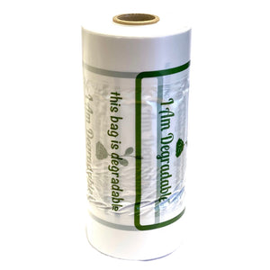 Produce Rolls / Freezer Bags - Strong Commercial Grade Quality ***BIO DEGRADABLE***